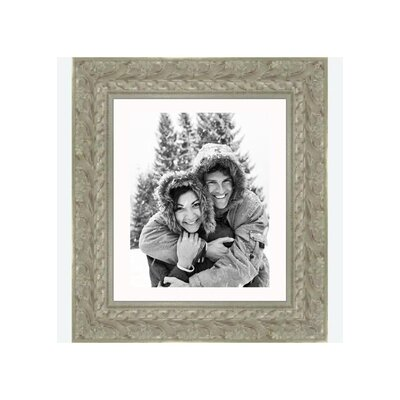 "Frames By Mail 8"" x 10"" Frame in Silver Ornate"