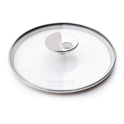 """Mauviel M'360 5.5"""" Glass Lid"""