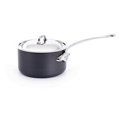 Mauviel M'Stone2 Saucepan with Lid
