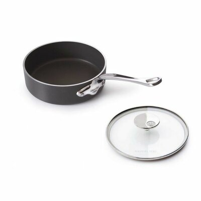 Mauviel M'Stone2 Saute Pan with Lid