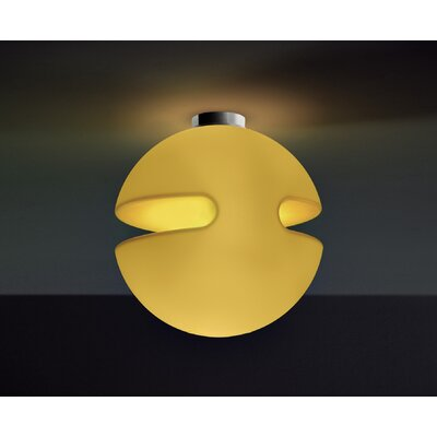 FDV Collection Full Moon Ceiling Light by Hangar Design Group