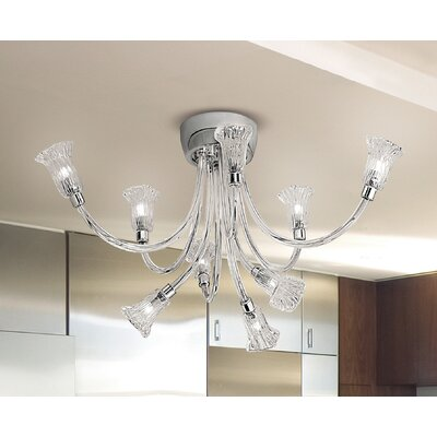 FDV Collection Art. 599 9 Light Chandelier