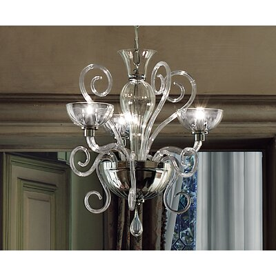 FDV Collection Bolero 6 Light Chandelier