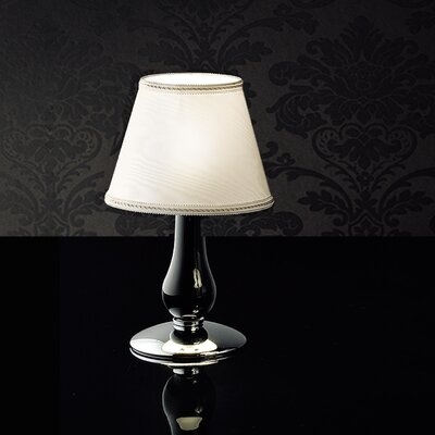 """FDV Collection Cheope 12.63"""" H Table Lamp with Empire Shade"""