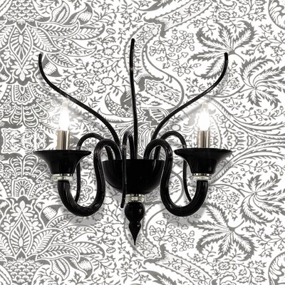 FDV Collection Belzebu 2 Light Wall Light