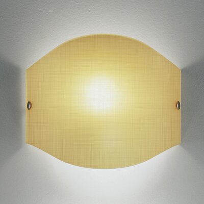 FDV Collection Tessuto Piccola 1 Light Wall Light