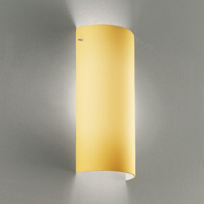 FDV Collection Tube 2 Light Wall Light