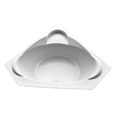 48 X 48 Soaker Corner Bathtub Wayfair