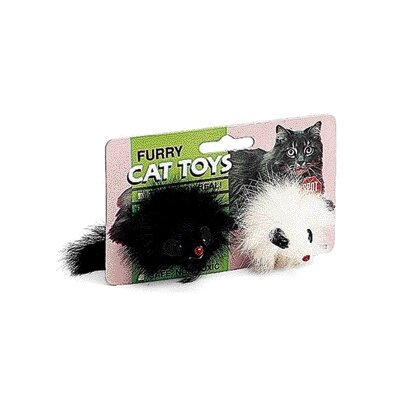 Ethical Pet Miami Mice Cat Toy (Twin Pack)