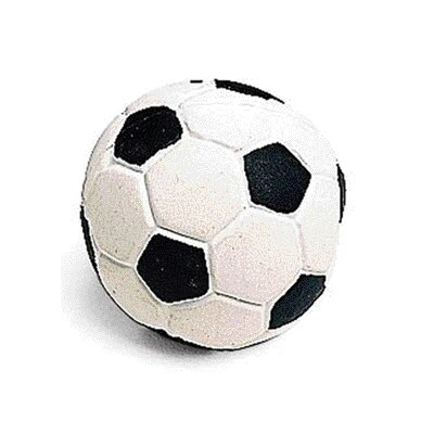 Ethical Pet Latex Soccer Ball Dog Toy