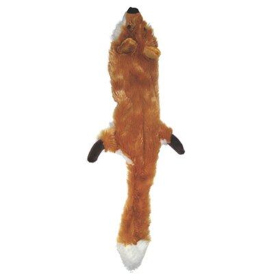 Ethical Pet Plush Fox Skinneez Dog Toy