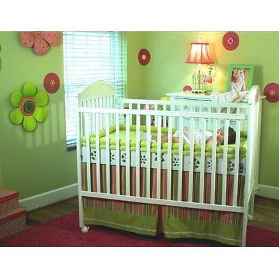 Secure Beginnings Flower Crib Mattress Base with Sleep Surface