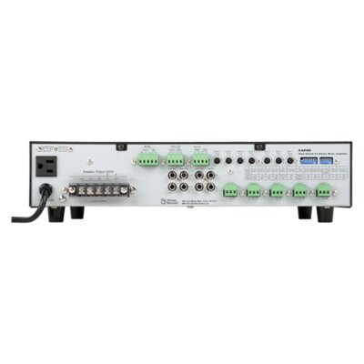 Atlas Sound 240W 70V Mixer Amplifier