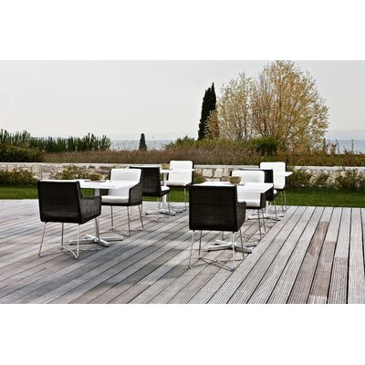 Varaschin Avalon Dining Armchair with Cushion by Calvi and Brambilla