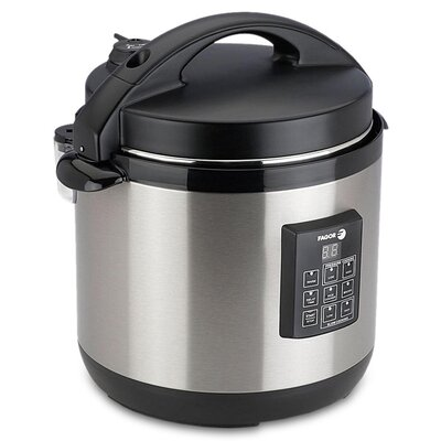 3-in-1 Electric Multi-Cooker