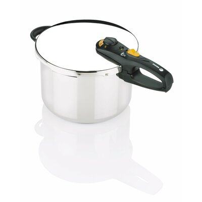Fagor Duo Stainless Steel Pressure Cooker