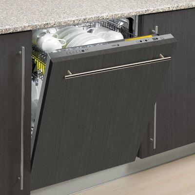 "Fagor 23.56"" Built-In Dishwasher"
