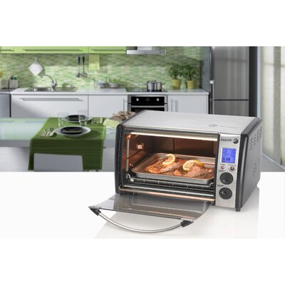Dual Technology Digital Toaster Oven
