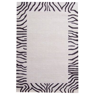 Acura Rugs Ashley Ivory/Black Rug