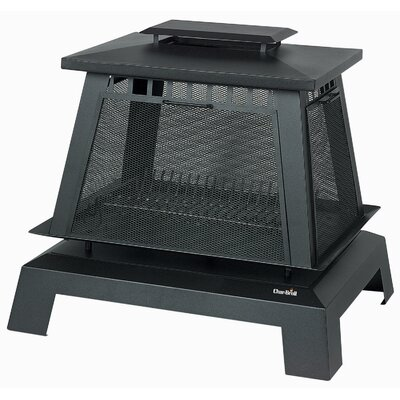 Char-Broil Trentino Deluxe Pagoda Fireplace