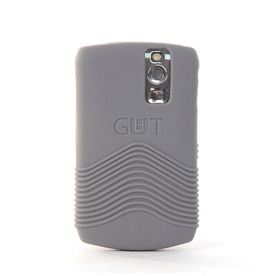 Gut Cases Blackberry Curve Gripper in Gray