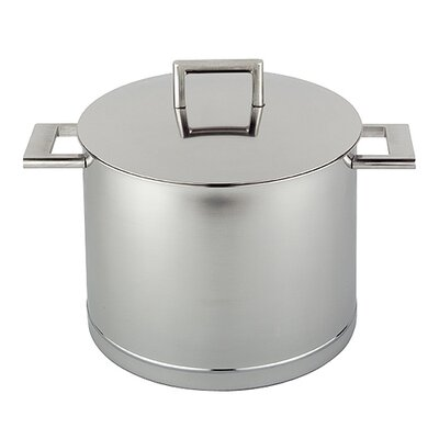 Demeyere John Pawson for Demeyere Soup Pot with Lid