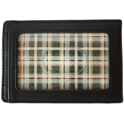 Collins Calf Two Fold Money Clip