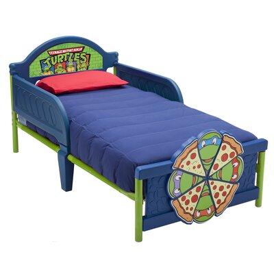 Delta Children Baked Toddler Bed