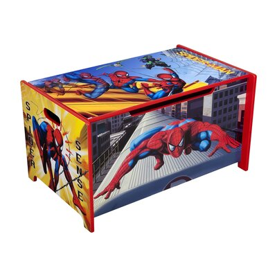 Delta Children's Products Spiderman Toy Box