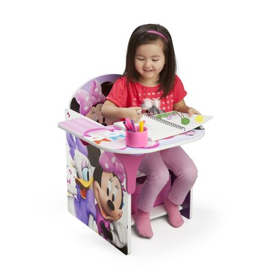 Delta Children's Products Minnie Chair Desk
