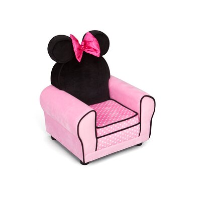 Delta Children's Products Minnie Mouse Kid's Club Chair
