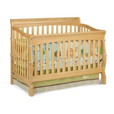 Silverton Sleigh Convertible Crib