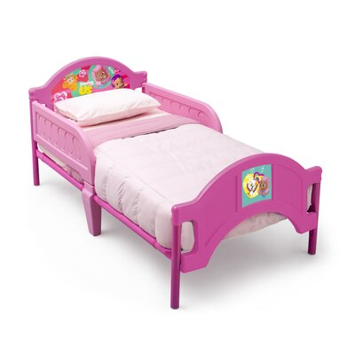 Delta Children Disney Bubble Guppies Convertible Toddler Bed