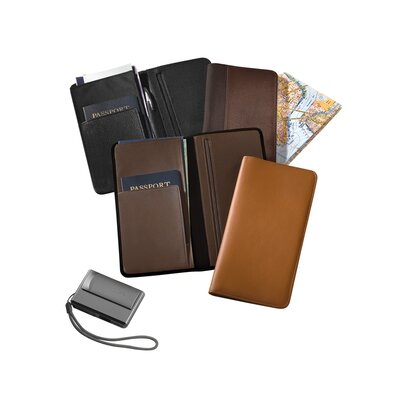 Andrew Philips Slimline Passport / Document Holder