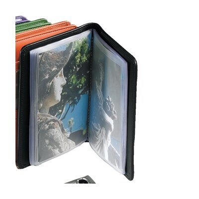 Andrew Philips -CTravel Book Photo Album with Wallet