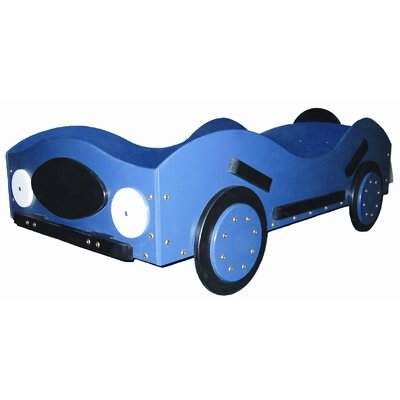 Toddler Car Bed : Just Kids Stuff New Style- Race Car Toddler Bed & Reviews  Wayfair