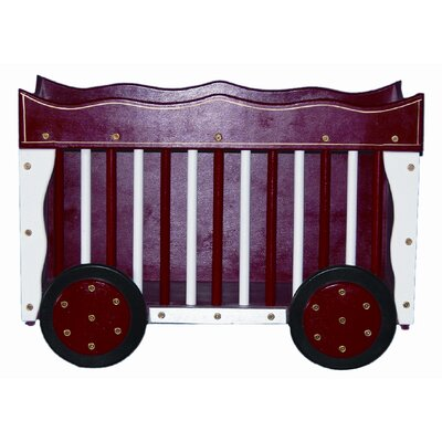 Just Kids Stuff Lion Cage Toy Box