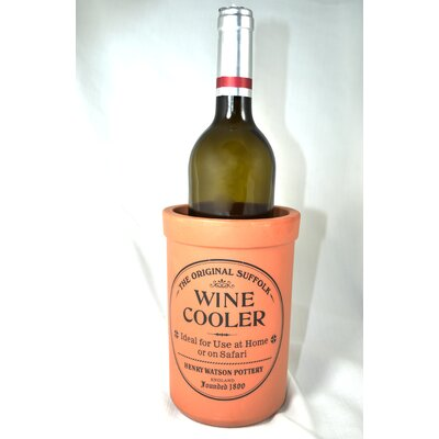 Henry Watson Original Suffolk Terracotta Wine Cooler