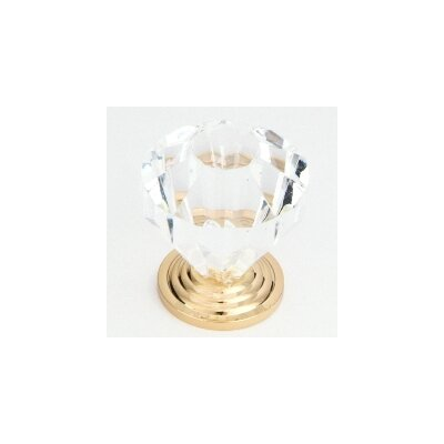 "QMI Glass 1.14"" Cabinet Novelty Knob"