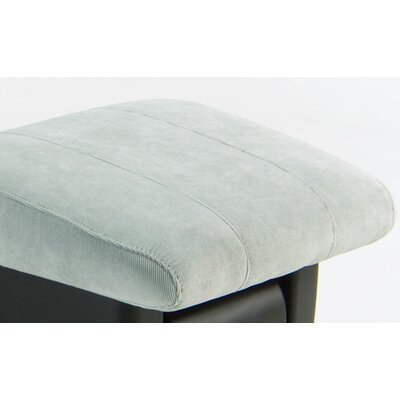 Dutailier 211 Dallas Glider with Closed Base and Ottoman