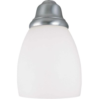 Satin Opal Glass Shade