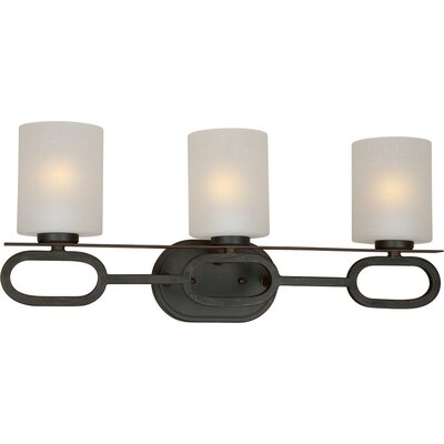 Forte Lighting 3 Light Bath Bracket