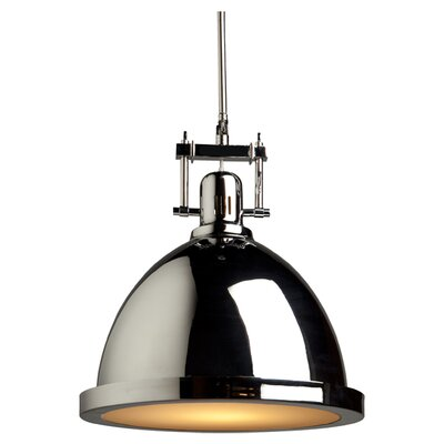 <strong>Artcraft Lighting</strong> Broadview 1 Light Pendant