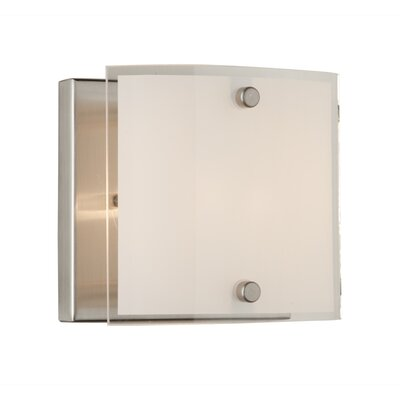 Artcraft Lighting Brentwood 1 Light Wall Sconce