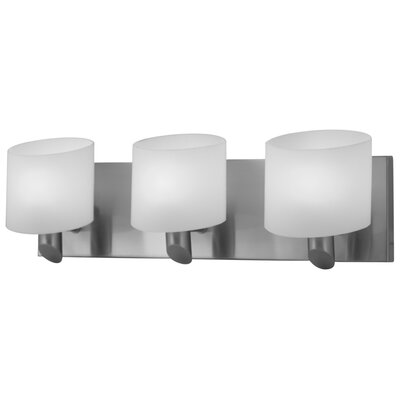 Artcraft Lighting Courtleigh 3 Light Bath Vanity Light