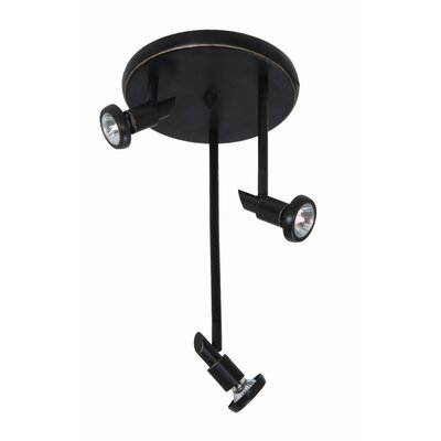 Artcraft Lighting Shuttle 3 Light Track Light