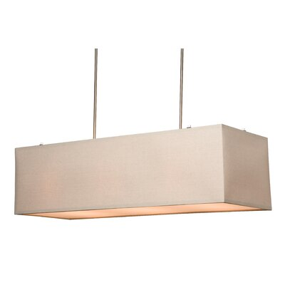 Mercer Street 5 Light Pendant