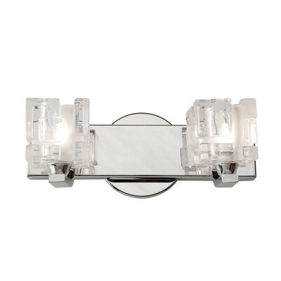 Artcraft Lighting Townsend 2 Light Wall Sconce