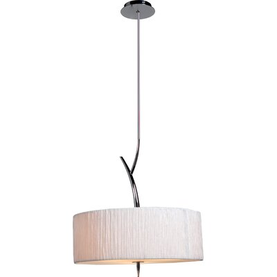 Artcraft Lighting Sloan 3 Light Drum Pendant