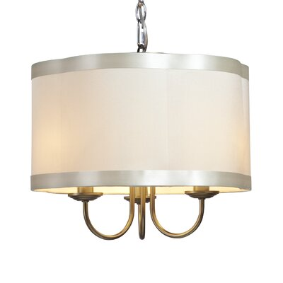Artcraft Lighting Richmond 3 Light Drum Pendant